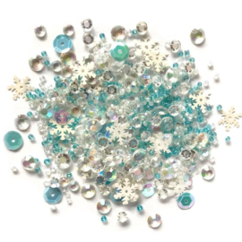 Embellishment Pack Snow Crystals