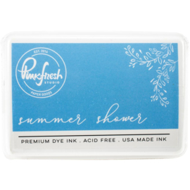 Premium Dye Ink Pad Summer Shower