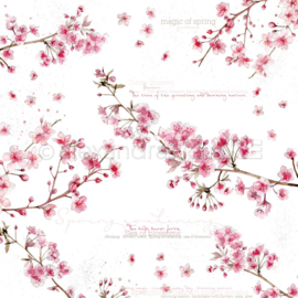 Flowers Paper Cherry Blossom Branches International