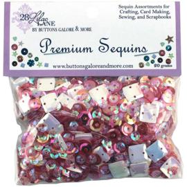 Premium Sequins Fruity