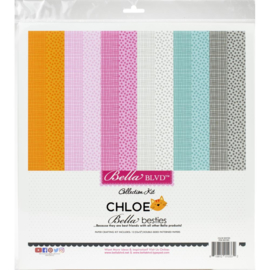 "Chloe Besties Collection Kit 12""X12"""