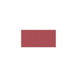 Textured Cardstock Cranberry