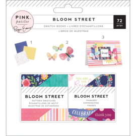 "Bloom Street Mini Swatch Books 2""X2"""