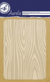 Textured Wood Background Embossing Folder