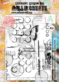 #056 - A4 Stamps
