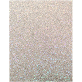 """Chunky Glitter Specialty Paper Stars 8.5""""X11"""""""