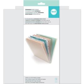 """Expandable Paper Storage 12.5""""X13"""""""