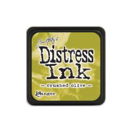 Crushed Olive Distress Mini Ink Pad