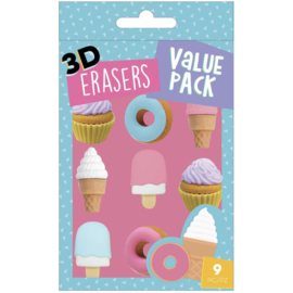 Dessert 3D Gum