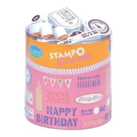 Stampo Scrap Birthday