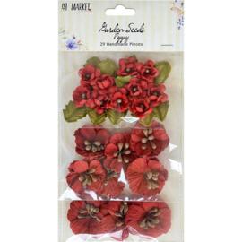 Garden Seed Flowers Poppy