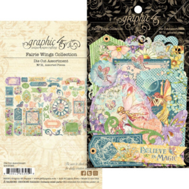 Fairie Wings Cardstock Die-Cut Assortment