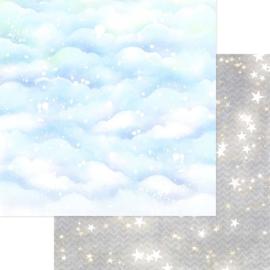 Sparkly Sky Silver