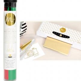 Minc reactive folie combi pack rood & groen