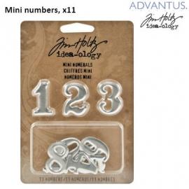 Mini numerals