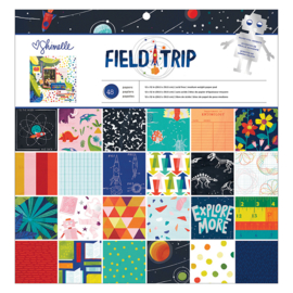 Field Trip Single-Sided Paper Pad 12x12 Inch