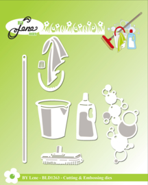 Cutting & Embossing Dies Cleaning 2