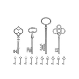 Adornments keys