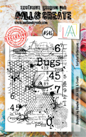 #545 - A7 Stamp Set