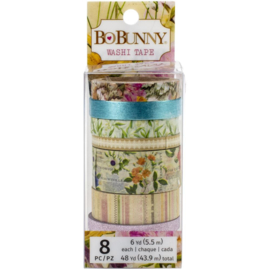 Botanical Journal Washi Tape
