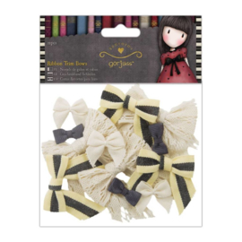 Gorjuss Ribbon Trim Bows