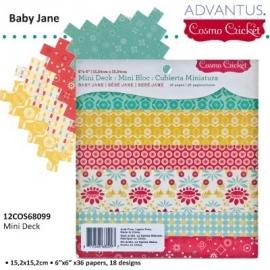 Baby jane paperblok