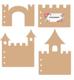 Mini Album Castle