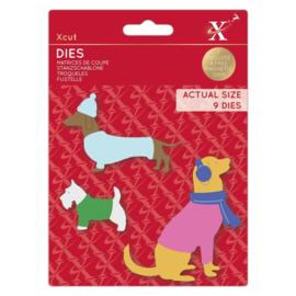 Dies Winter Dogs