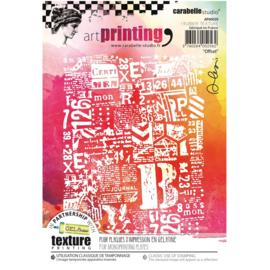 Art printing A6 offset