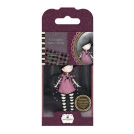 Gorjuss Collectable Rubber Stamp No. 13 Fairy Lights