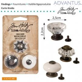 Curio knobs