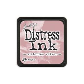 Distress mini ink victorian velvet