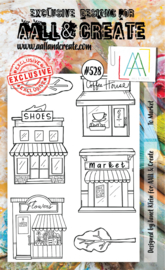 #528 - A6 Stamp Set