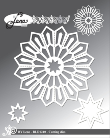 Cutting & Embossing Dies Doily 2