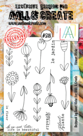 #518 - A6 Stamp Set