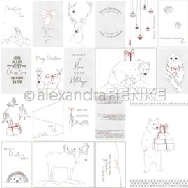 Lena's Christmas Nordic Animals