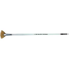 Size 3 Fan Blender Brush
