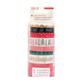 Falala washi tape gold foil