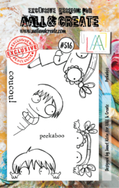 #516 - A7 Stamp Set