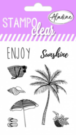 Clear Stamps Summer