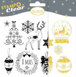 Clear Stamps Classic Christmas
