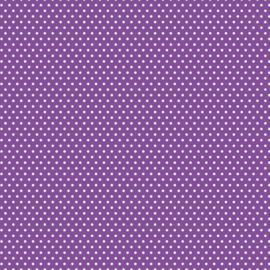 Patterned single-sided purple sm.dot
