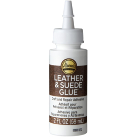 Leather & Suede Adhesive Carded 2oz