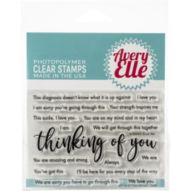 "Clear Stamp Set You've Got This 4""X3"""
