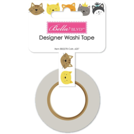 Chloe Cats Washi Tape