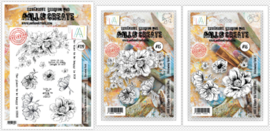 Die #015 & #016 and Stamp #229