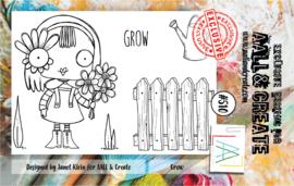 #510 - A7 Stamp Set