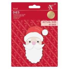 Dies Build A Santa