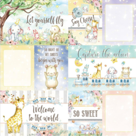 Dreamland Journaling Cards #1