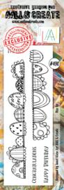 #490 - Border Stamp